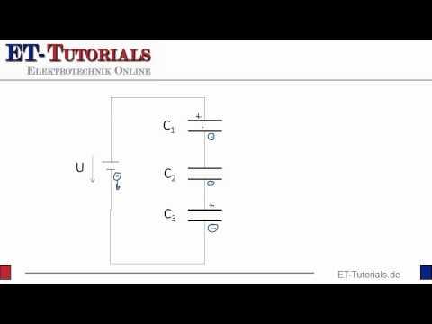 Warum fließt ein Elektronen durch einen Kondensator.mp4
