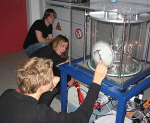 Informationstage auf dem Steinfurter Campus der Fachhochschule Münster