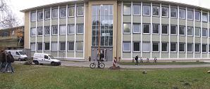 Uni Rostock ET-Innenhof